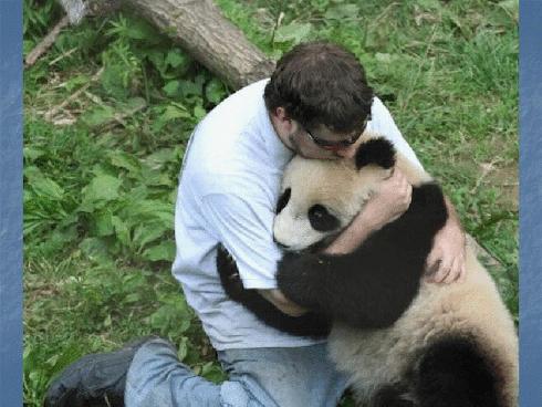 Abrazo de oso...