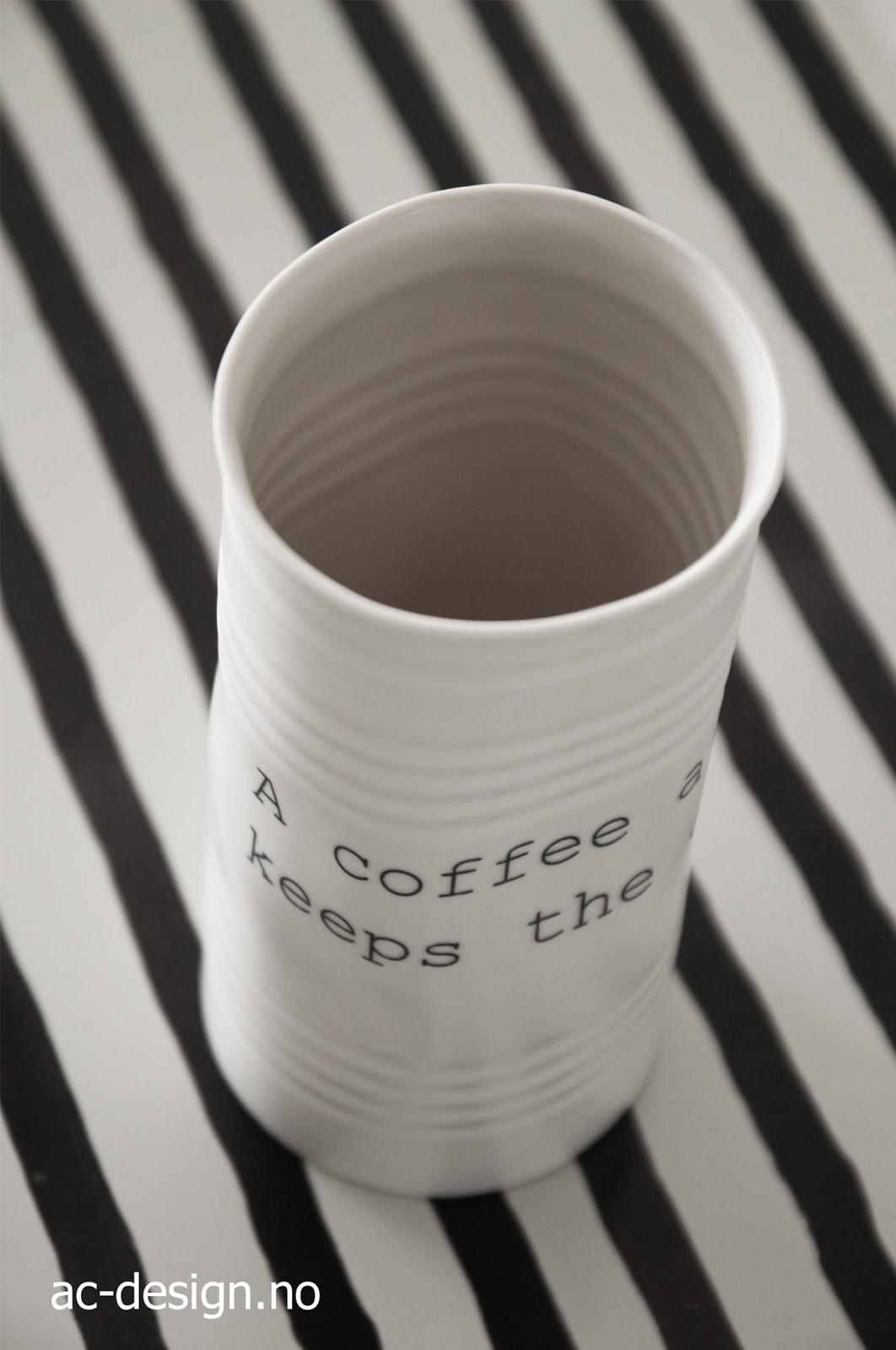 slank uten trening coffe grønn