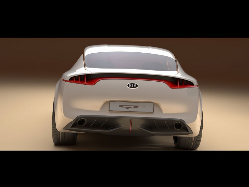 Car Design Malaysia  KIA RWD SEDAN CONCEPT  is sooo aston martin