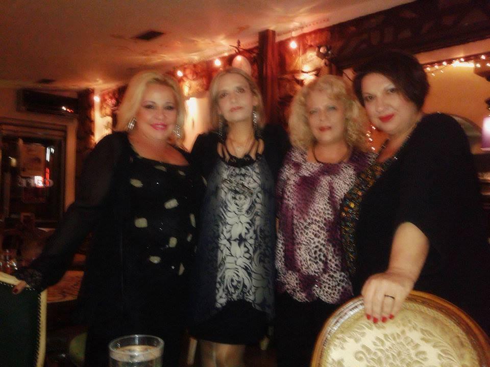 Μια βραδιά με Μπέσσυ Αργυράκη και Μαρία Κανελοπούλου