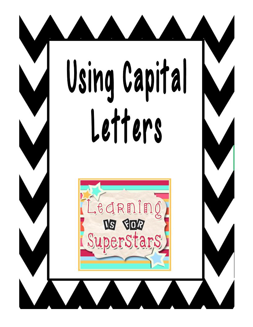 how to get automatic capital letter in word