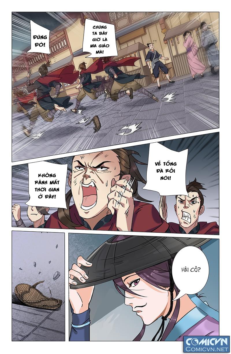 ChongSa Chap 8 - Next Chap 9