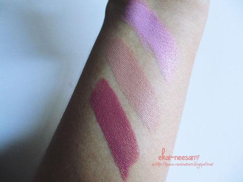 Beauty UK Hollywood Glam swatch
