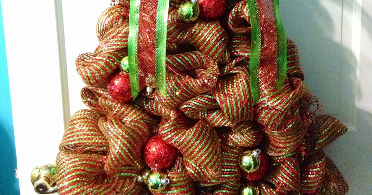 tangled wreaths holiday deco mesh red lime green christmas tree wreath tangled wreaths - Lime Green Christmas Tree