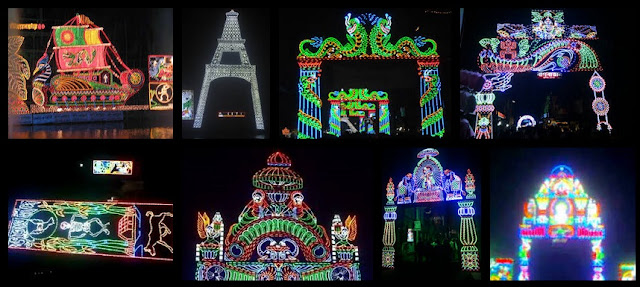 jagadhatri puja lighting chandannagar 1
