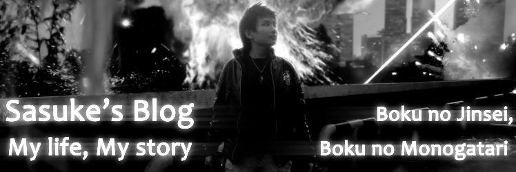 Sasuke's Blog: ~My Life, My Story~