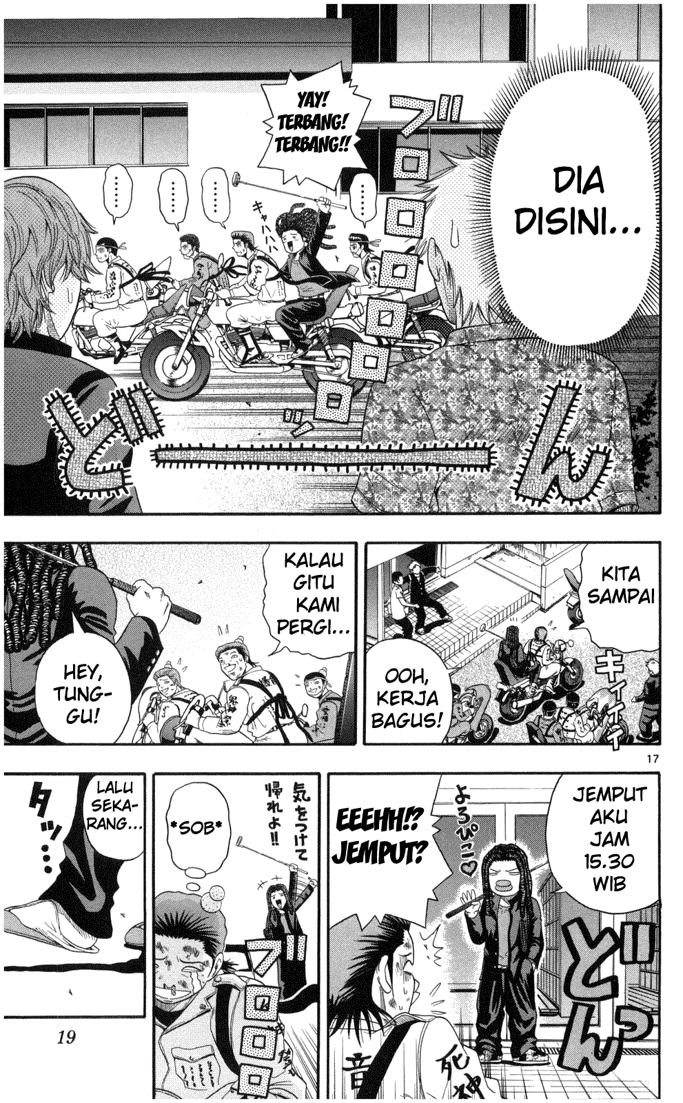 Komik king golf 001 - chapter 1 2 Indonesia king golf 001 - chapter 1 Terbaru 17|Baca Manga Komik Indonesia|