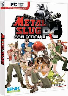 Metal Slug PC Game Collections