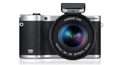 Specifications and Price camera Samsung NX-300 Kit 18-55 mm OIS Updated