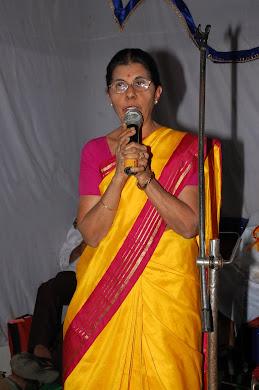 Spech by Dr.Saroja Ariya!