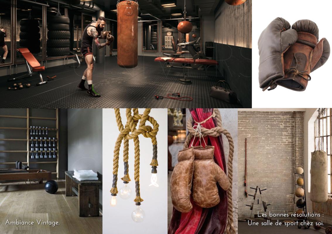 univers creatifs les bonnes r 233 solutions une salle de sport chez soi