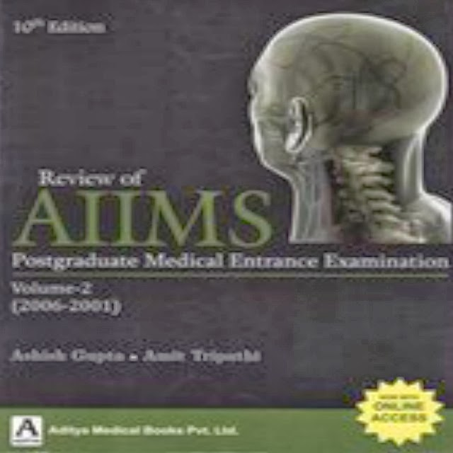 Buy Review Of AIIMS Postgraduate Medical Entrance Examination 2006-2001 Volume 2 Book