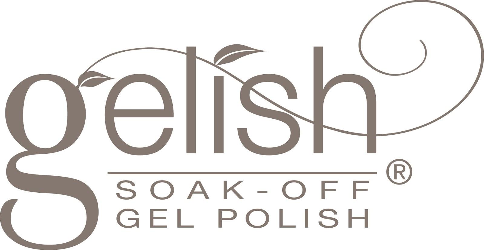 Gelish logo