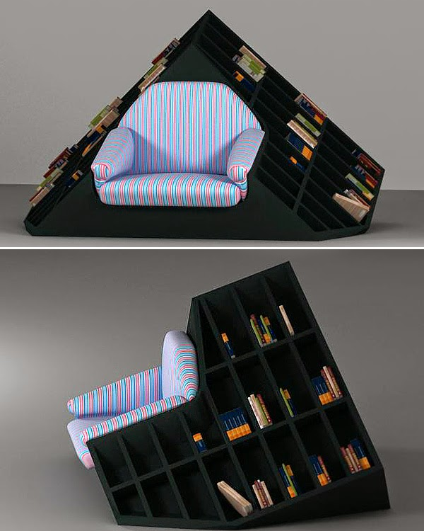 65 creative furniture ideas spicytec for Interesting furniture