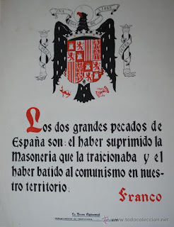 Franco antimasónico