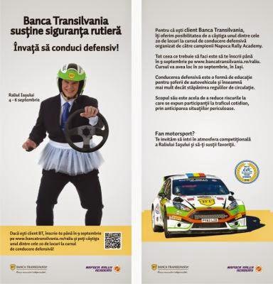 Campania de sustinere a sigurantei rutiere