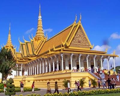 Cambodia Muslim Holiday & Travel, kemboja