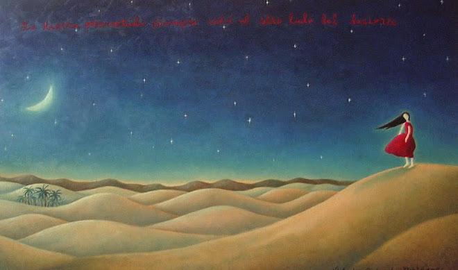 la tierra prometida siempre está al otro lado del desierto