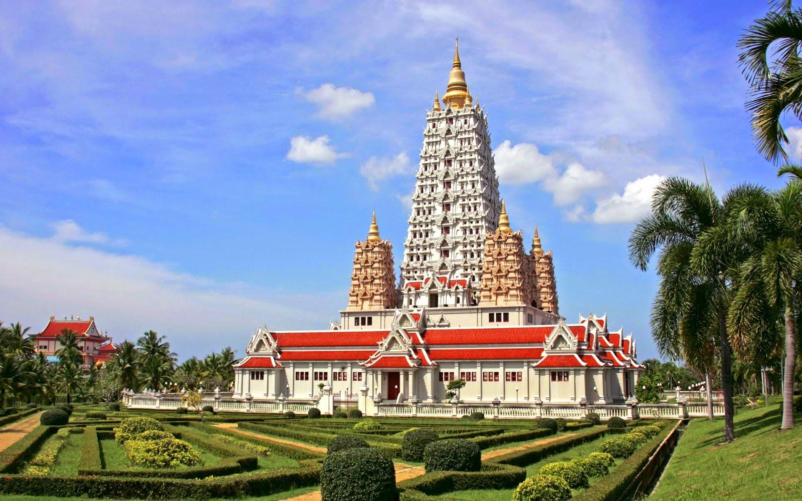 Bangkok ~ Pattaya Attractions Part 2: Buddha and Temples ...