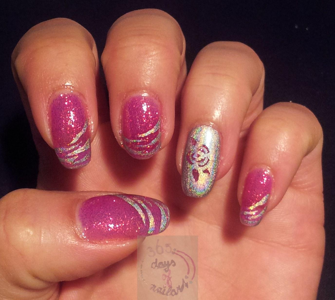 365+ days of nail art: June 2013