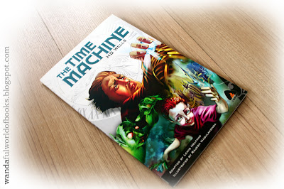 The Time Machine Graphic Novel by Campfire