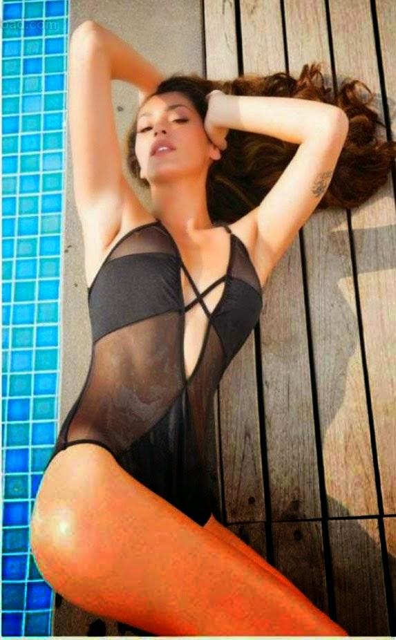 Bruna Abdullah Photoshoot For FHM India Magazine October