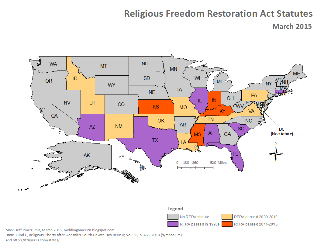 "religious freedom restoration act essay Hb 837 uses new language to achieve the same result as last year's sb 129, a so-called ""religious freedom restoration act"" bill that was appropriately."