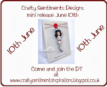 Crafty Sentiments New Release!