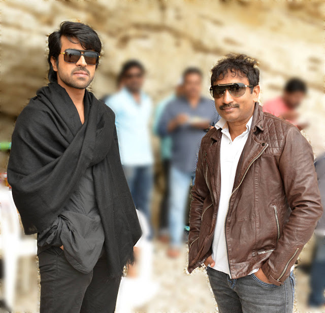 BruceLee Telugu Movie Working Stills | Ram Charan | Rakul Preet