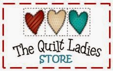 shop with The Quilt Ladies for all quilt pattern needs