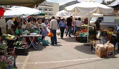 Αλλαγή ημέρας της λαϊκής αγοράς της Καστοριάς
