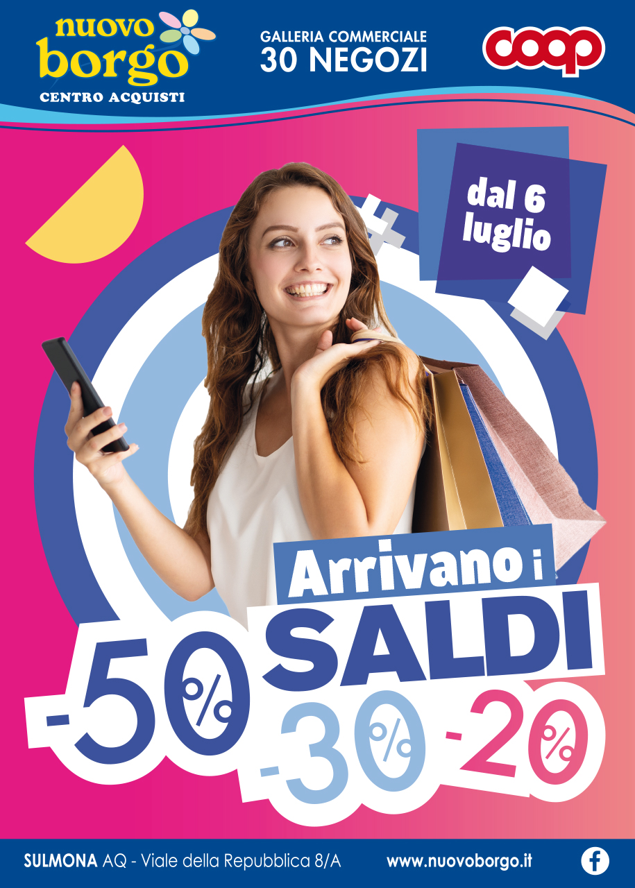 """Centro Acquisti """"Nuovo Borgo"""""""