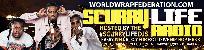 Scurry life radio banner