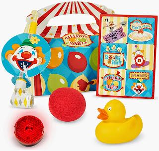 carnival favor box