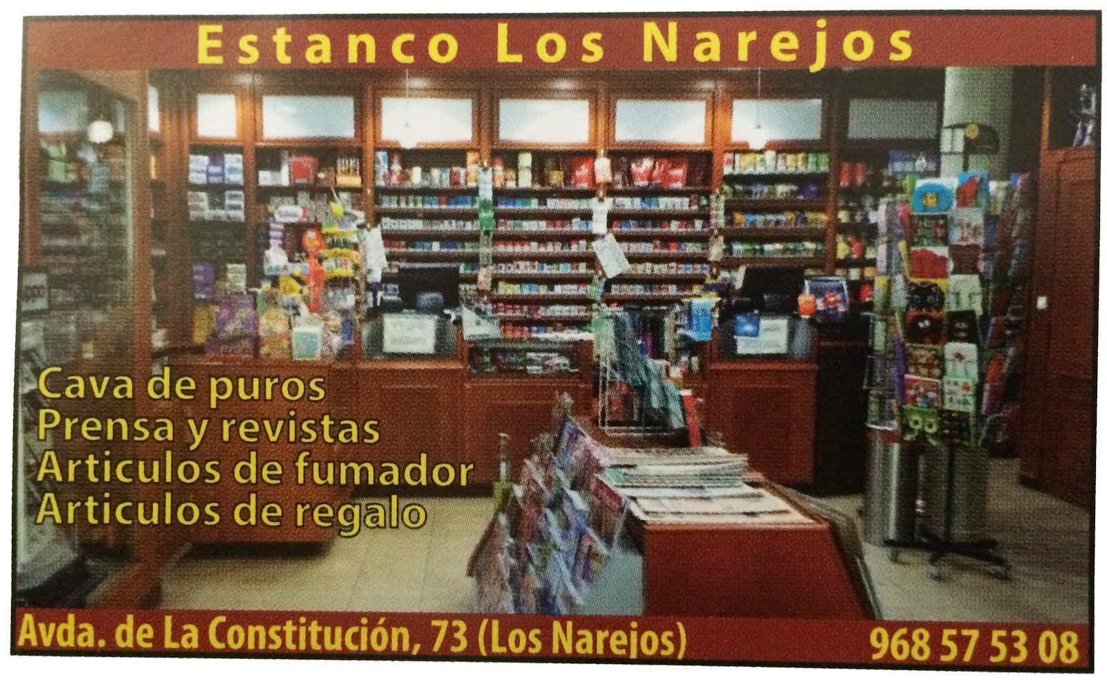 Estanco Los Narejos