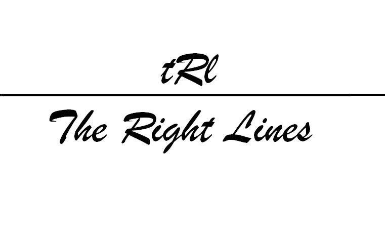 The Right Lines