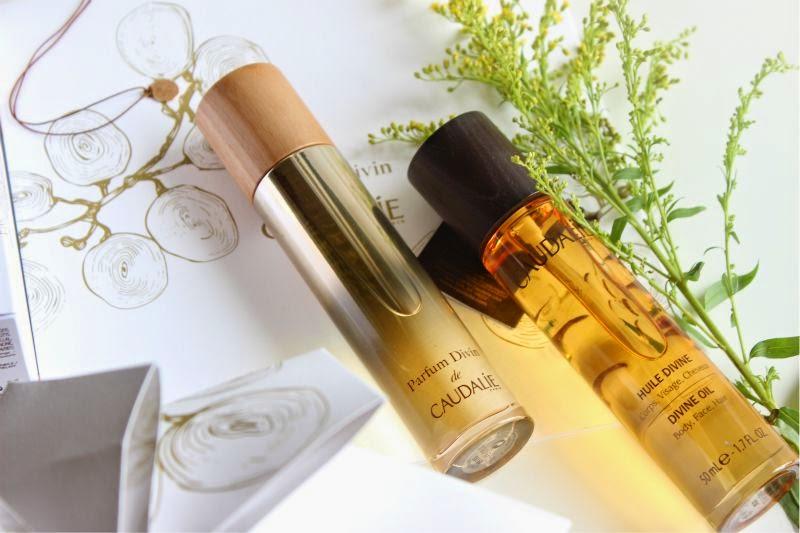 Parfum Divine de Caudalie