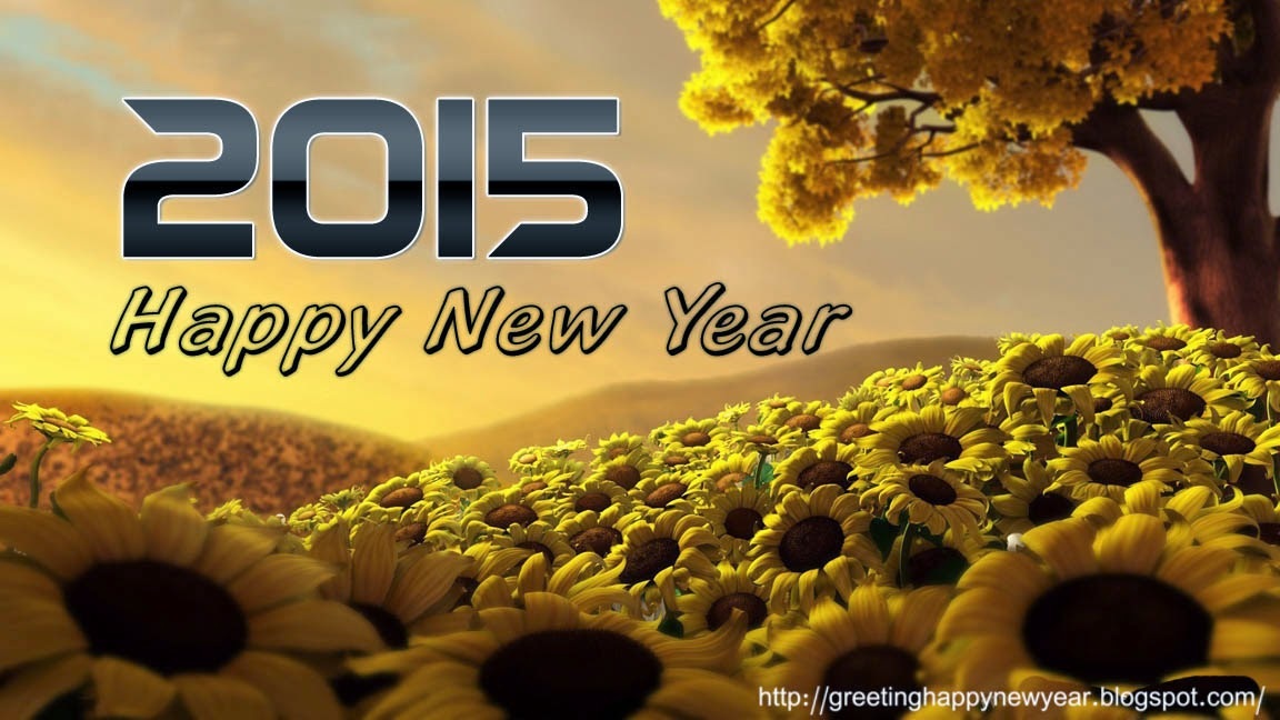 Top Class New Year Greeting 2015 – Latest Wishing Pictures For HD