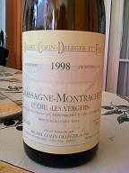 Colin-Deleger Chassagne-Montrachet Clos Devant