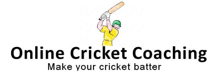 online cricket coaching