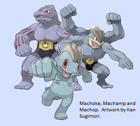 machop evolution - photo #31