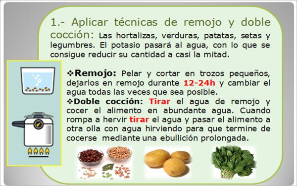 Alcer bizkaia la alimentaci n en la irc - Alimentos en potasio ...