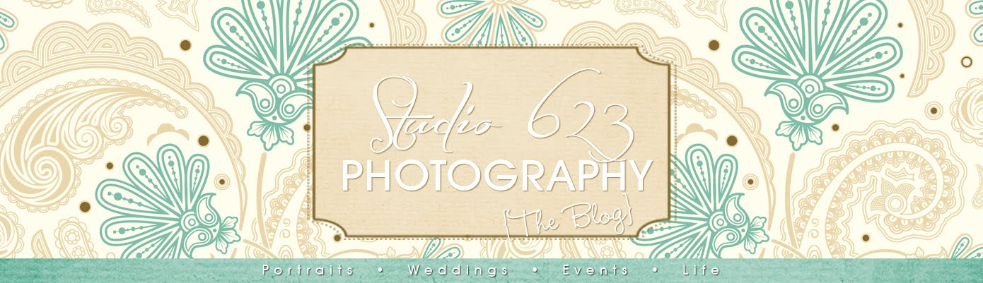 Studio 623 Photography {Blog}