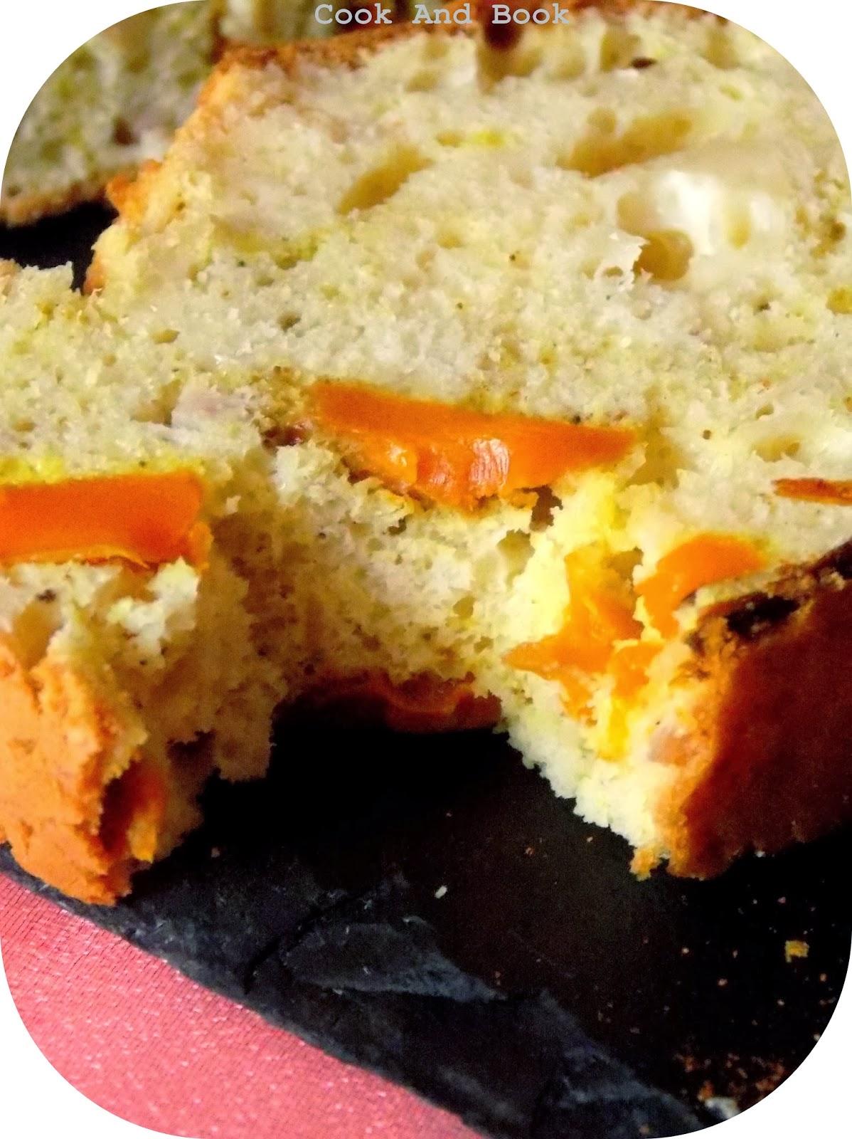 Cake Aux Carottes Et Estragon