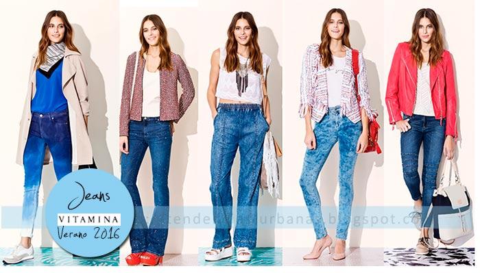 Vitamina Jeans verano 2016