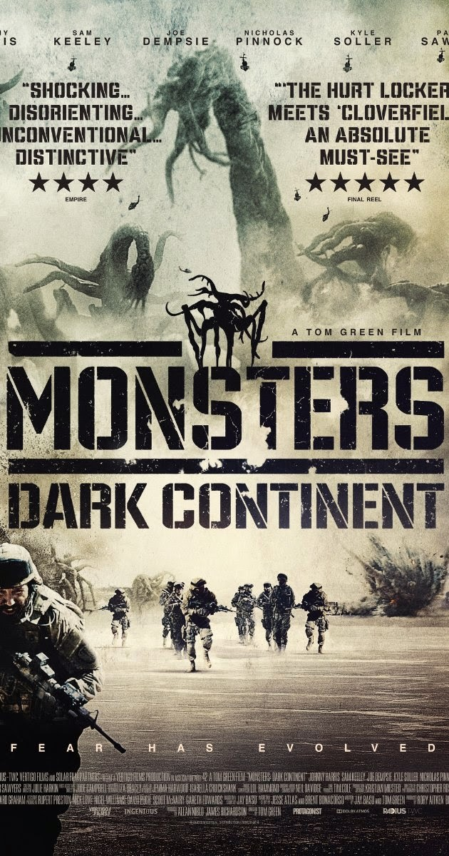Monsters: Dark Continent 2014 HD Web-DL