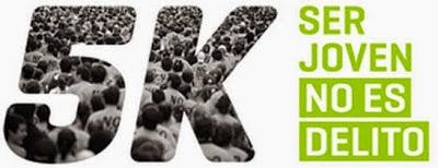 5k INJU en Durazno (13/sep/2014)