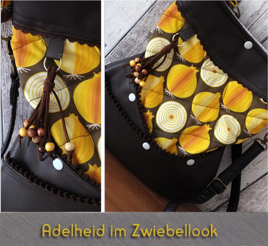 Tasche Adelheid by Allerlieblichst