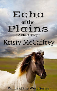 Wings of the West Series ~ Young Adult Short Story ~ Historical Western Romance