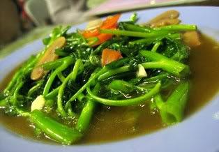 Resep Masakan Tumis Kangkung